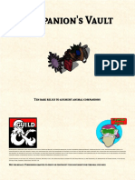 Companions Vault