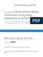 18-01-2016 Collaborative policymaking and public leadership in Britain - Perri 6.pdf