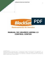 Arena Control Center