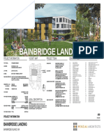 Bainbridge Landing Plans