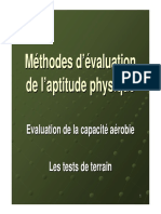 Methodes Evaluation VMA