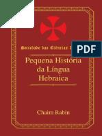 Pequena História Da Língua Hebraica