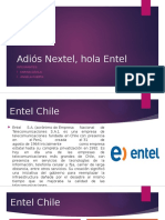 Ppt Entel Nextel