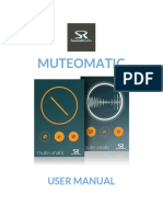 Muteomatic Manual