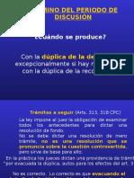 Procedimiento Ordinario.etapa Termino Probatorio VF Sin Juris