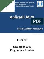 Java Exceptii - Runceanu