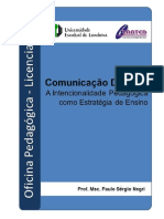 comunicação didatica