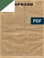 """""""Dokąd Dążymy?"""", Naprzód - 15 czerwca 1892"""