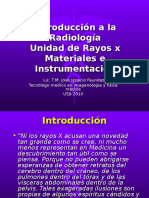 1-Introduccion a La Radiologia