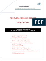 Admission Booklet