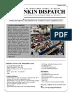 Rankin Dispatch September 2016