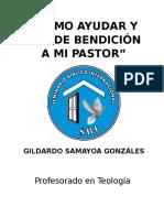 Trabajo Gildardo Samayoa