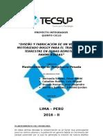Proyecto Tecsup 2016 II - Tubular