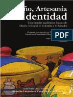 Diseño, Artesanía e Identidad