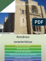 Arte Românica e Gótica