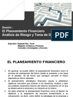 Planeamiento Estrategico y Financiero