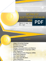22. Detailed Software Design Phase (2015!02!13) - Student