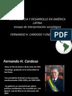 Dependencia y Desarrollo en America Latina 15 Diciembre 2010