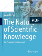 The Nature of Scientific Knowledge