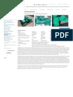 Agitador de Lodo de Perforación, GN Agitador Compacta