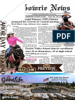 Aug 31 Pages - Gowrie