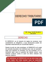 Derecho Tributario UNDAC