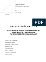 T. Pract. N° 4 - Parametros de herramientas de perfo..doc