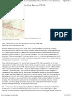 Eisenman Ciudades de Excavacion Ficticia Reseña Libro