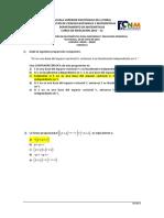 1S-2015 Matemáticas Primera Evaluación 08H30Version0