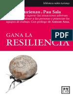 Gana La Resilencia Ruben Turienzo