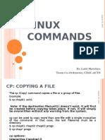 Linux Commands 2