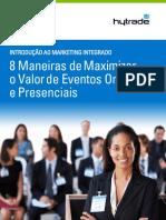 Whitepaper - 8 Maneiras de Maximizar o Valor de Eventos Online e Presenciais