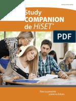 Study Companion Es