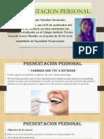 Presentacion Personal