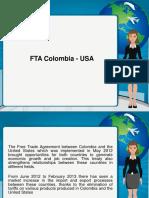 FTA Colombia USA