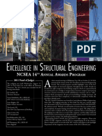 Excellent in Structureal Engineering