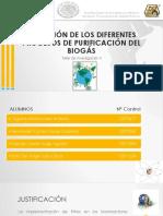 Presentación Final Biogas