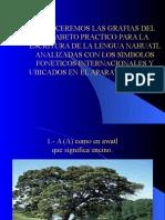 Ponencia Nahuatl