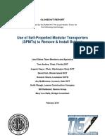 TIG SPMT Closeout Report 02-10-11