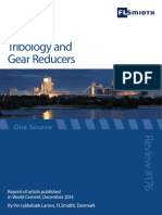 Tribology and Gear Reducers