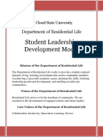 Guide Student Leadership Development