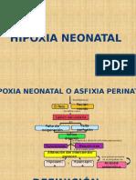 hipoxia neonata