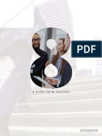 8 Steps to BI Success