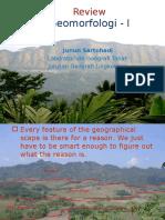 Volcanoes Landforms