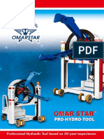 OMARSTAR hydraulic puller