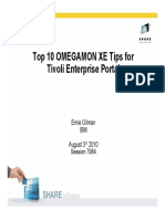 top 10 tep tips