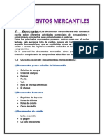 Documentos Mercantiles Grupo b