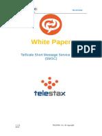 Telestax SMSC White Paper