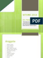 Divisi Perlengkapan WTHME 2014