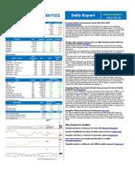 Mongolia Daily Market Report 2016-08-30